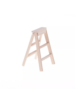 Scale Wooden Ladder