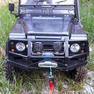 Overland RC Truck