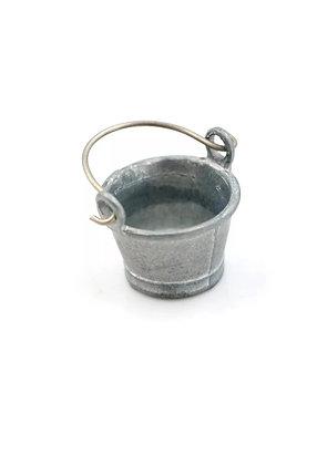 Scale Metal Bucket