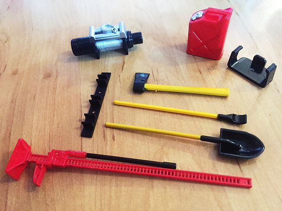1/10 Accessory Tool Kit