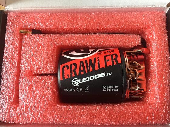 RUDDOG Crawler 5 Slot Motor