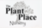 The Plant Place Nursery retail sign