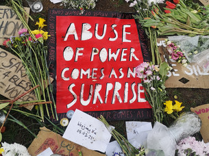 How Sussex Police Turned a Vigil Into a Battleground