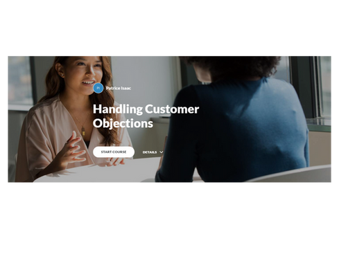 Customer Objections