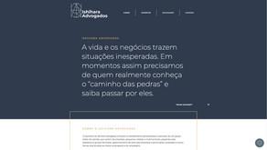 Ishihara Advogados, nova identidade visual e website
