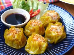 Thai Style Dumplings