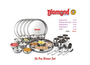36pcs Dinner Set