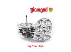 Idly Plates - Magic