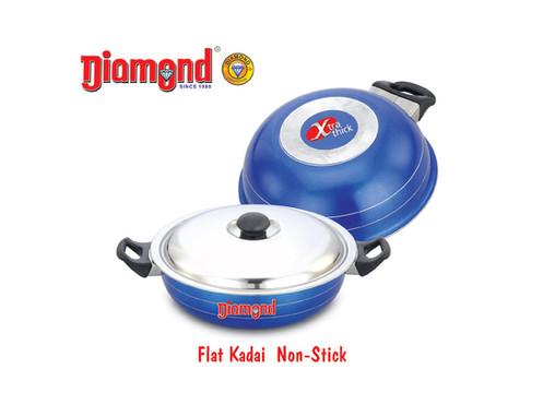 Flat Kadai  Non-stick