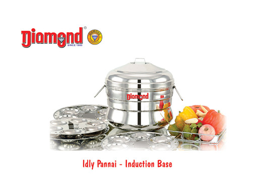 Idly Pannai - Induction Base