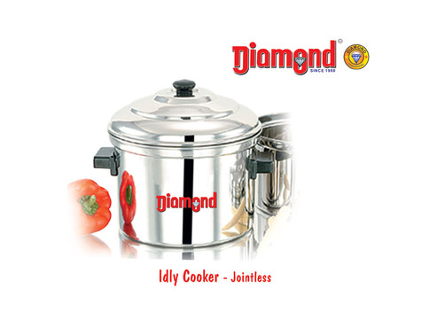 Idly Cooker - Jointless