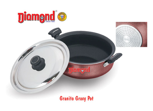 Granito Gravy Pot