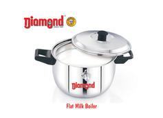 Flat Milk Boiler