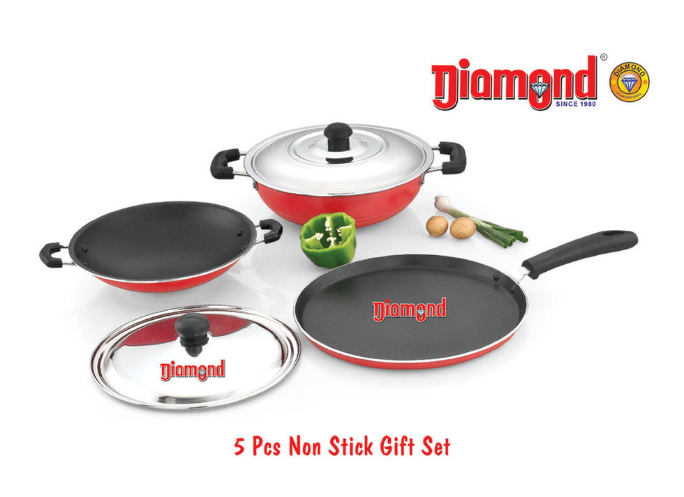 5pcs  Non-stick Gift Set