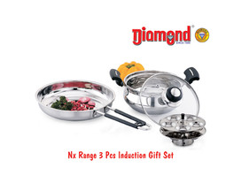 Nx Range 3pcs Induction Gift Set