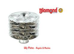 Idly Plates - Regular & Maxima