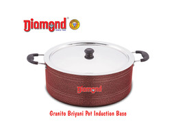 Granito Briyani Pot Induction Base