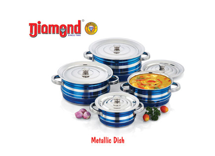 Metallic Dish