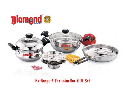 Nx Range 5pcs Induction Gift Set
