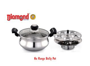 Nx Range Belly Pot