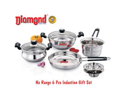 Nx Range 6pcs Induction Gift Set
