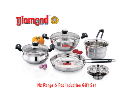 Nx Range 6pcs Induction Gift Set