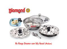 Nx Range Steamer Cum Idly Vessel (Medium)