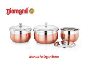 American Pot Copper Bottom
