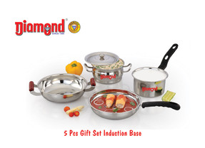 5pcs Gift Set Induction Base