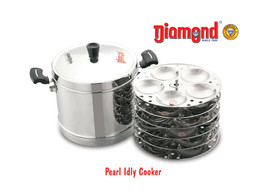 Pearl Idly Cooker