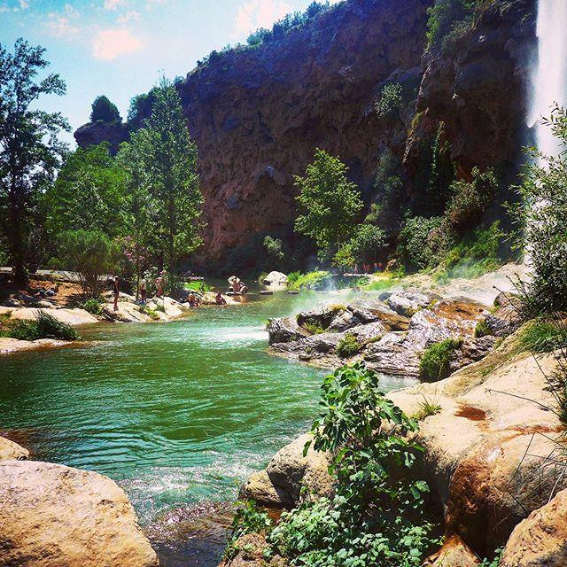 Bridal Veil Waterfalls