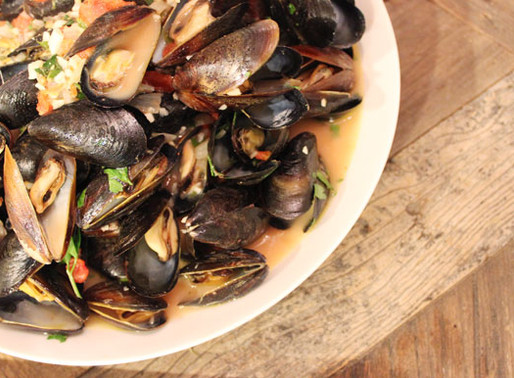 Restaurant Quality Mussels