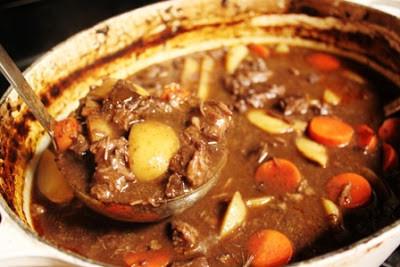 Winter Beef Stew