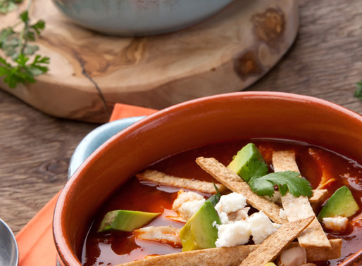 Mexican Chicken Soup