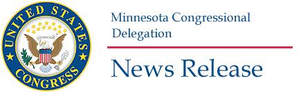 Minnesota Congressional Delegation New Release