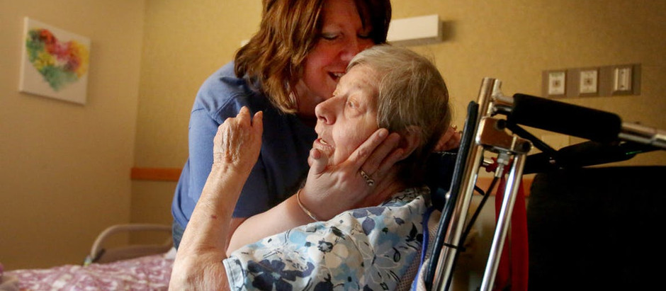 Minnesota families of nursing home patients press for right to use cameras to monitor care