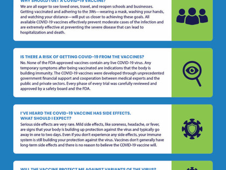 Making the Decision to Get a COVID-19 Vaccine