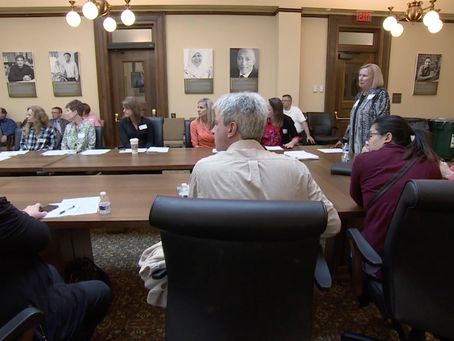 VIDEO: Elder Voice Family Advocates featured in Almanac 'At the Capitol' on April 24th