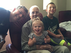 Ross and kids with Dad.jpg