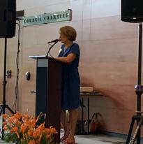 Jean Peters, President of Elder Voice