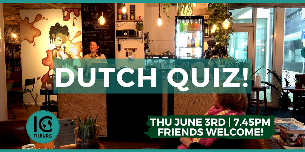 Dutch Quiz!