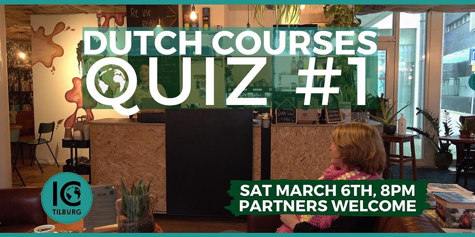 Dutch Quiz #1