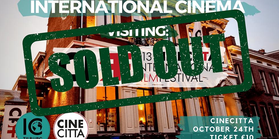 International Cinema | Visiting 013 CIFF