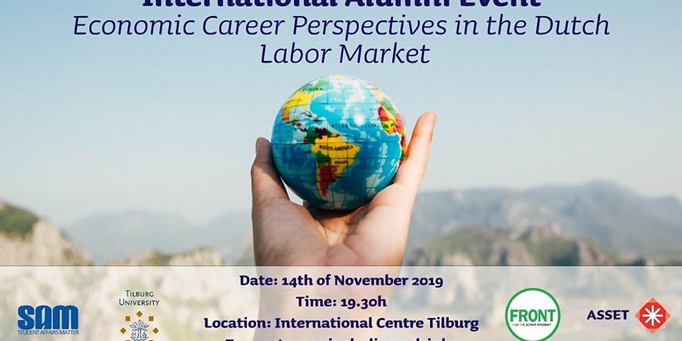 International Alumni Event: Economic Career Perspectives