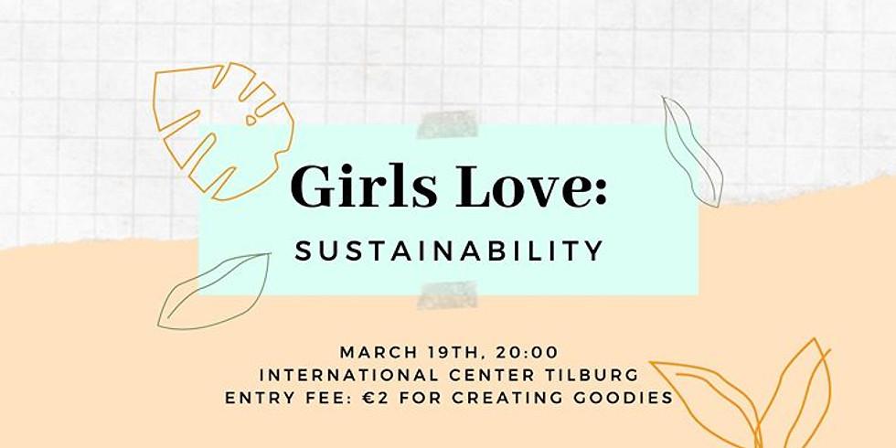IC Tilburg Invites   Girls Love Tilburg   Sustainability