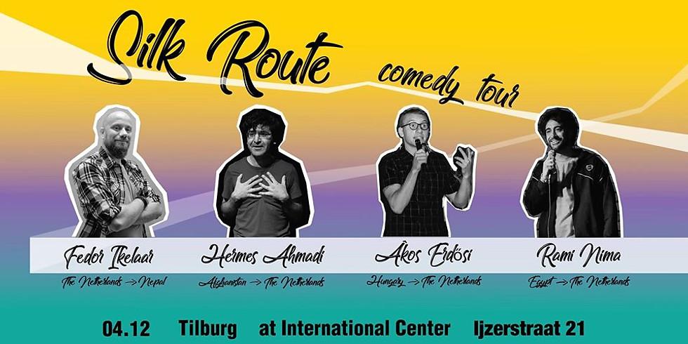 Comedy | Silk Route Comedy Tour