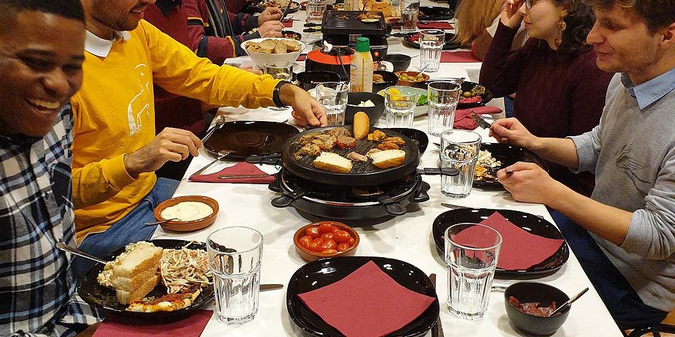Eat & Meet #1 - Social Cooking