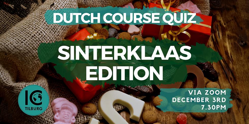 Dutch Quiz | Sinterklaasavond