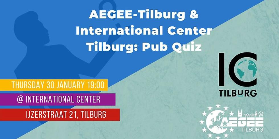 IC Tilburg Invites | AEGEE