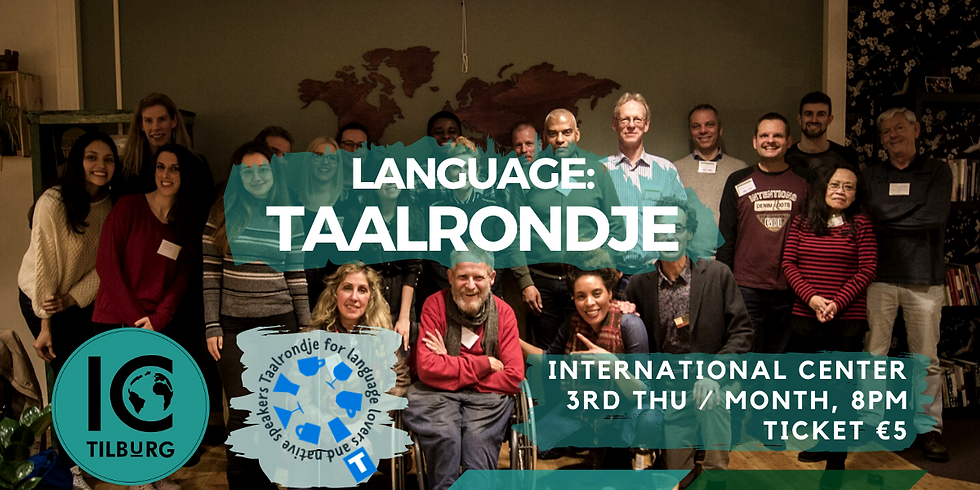 Language | Taalrondje